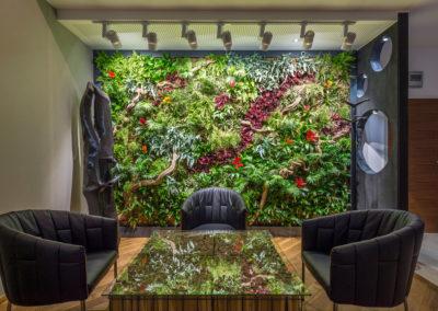 Plant Design - Mur végétal