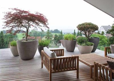 Atelier Vierkant - Plantes extérieur