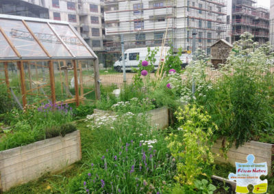 Serre urbaine écologique