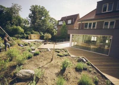 Jardinières arrosage automatique